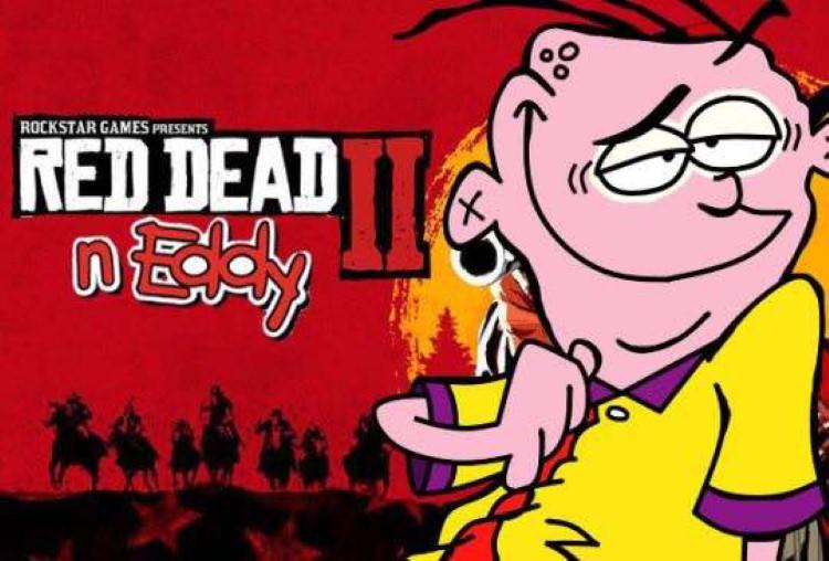 Red Dead II n Eddy meme