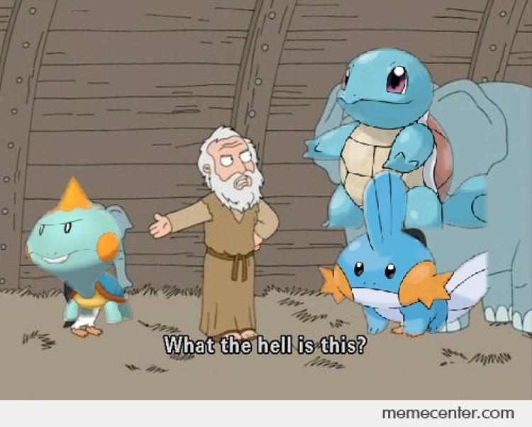 What is this Pokemon breeding meme