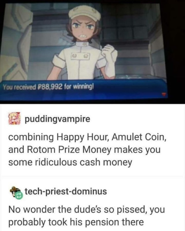 No wonder hes pissed, losing money meme