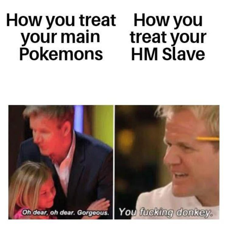 Gordon Ramsey Pokemon meme