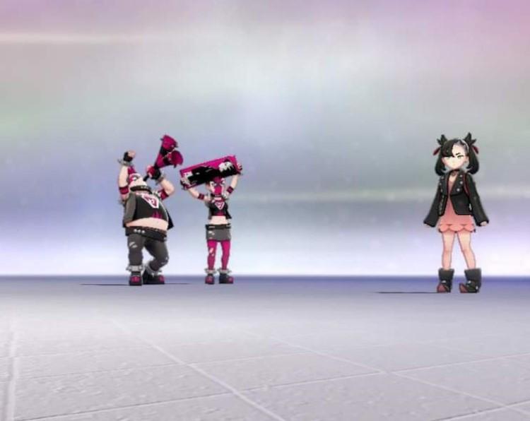 The darkest goth team in Pokemon