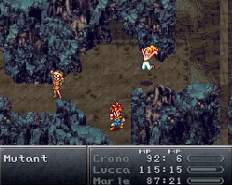 Chrono Trigger snes screenshot