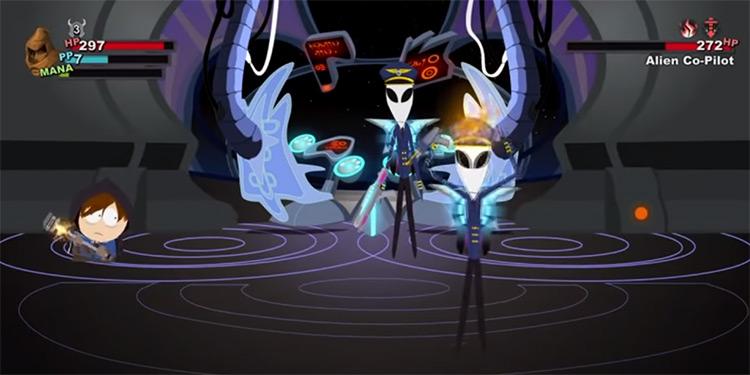 Stick of Truth game screenshot