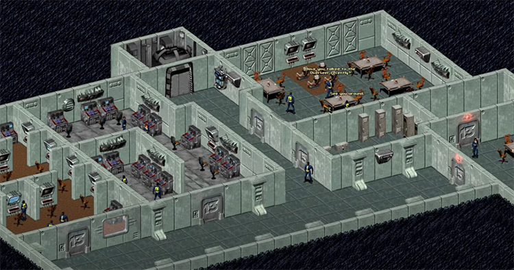 Fallout screenshot