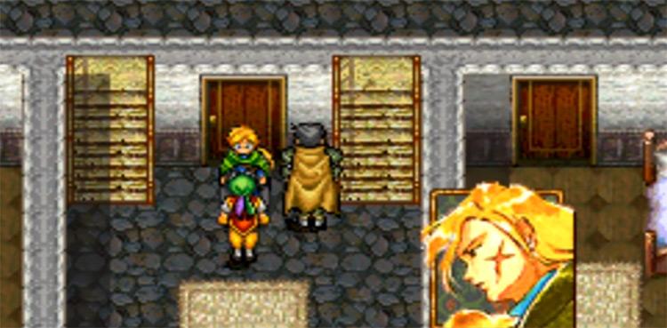 Suikoden in-game screenshot