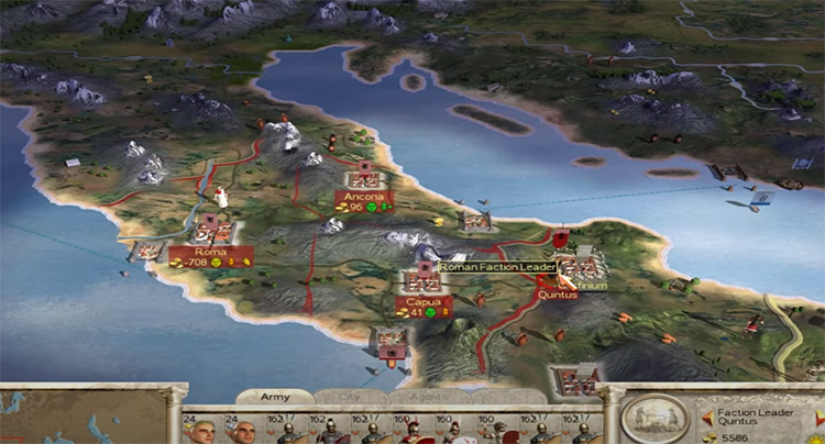 Rome: Total Realism mod preview