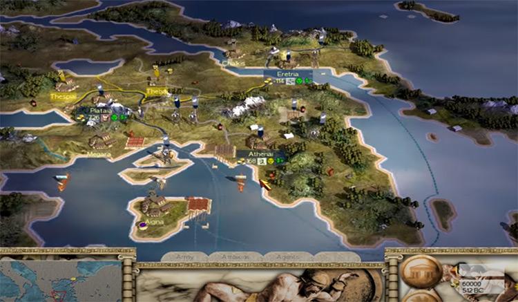 Hegemonia City States TW mod