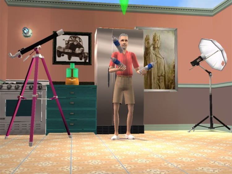 CEP mod for Sims2