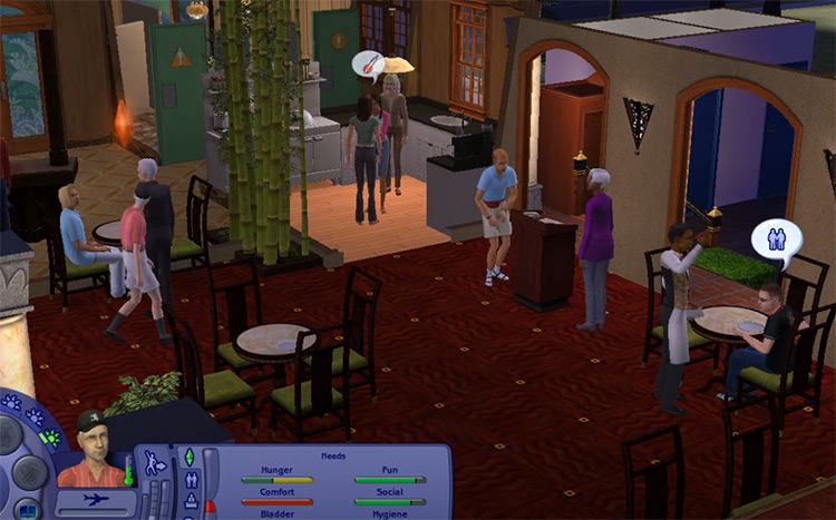 No Moaning Sims 2 patch
