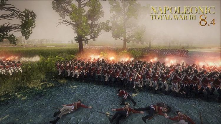 Napoleonic Total War 3 mod