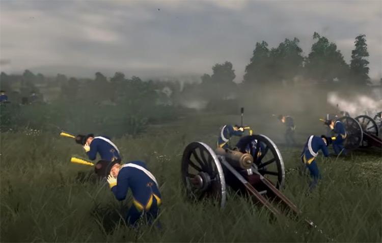 Diverse Artillery Mod