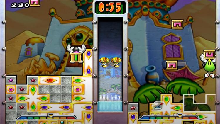 Egg Mania: Eggstreme Madness on PS2