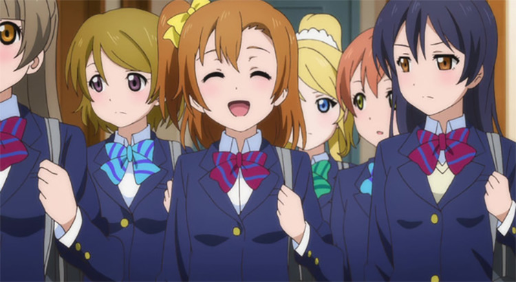 Love Live! School Idol Project 2nd Season Idol Anime