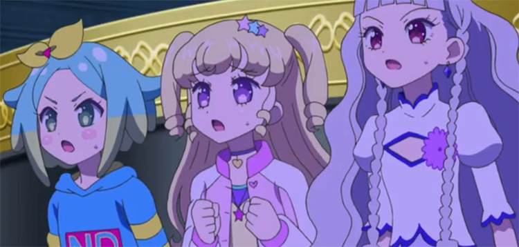 PriPara Idol Anime