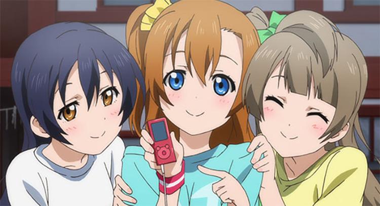 Love Live! School Idol Project Idol Anime
