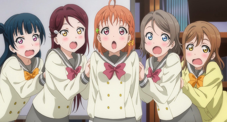 Love Live! Sunshine!! Idol Anime