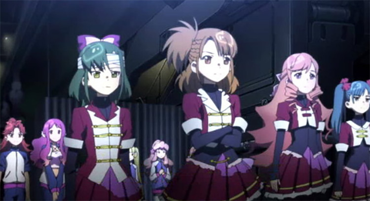 AKB0048 Idol Anime