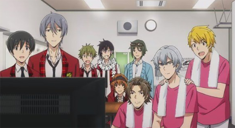 The iDOLM@STER SideM Idol Anime