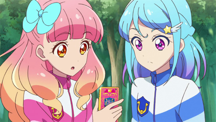 Aikatsu Friends! Idol Anime