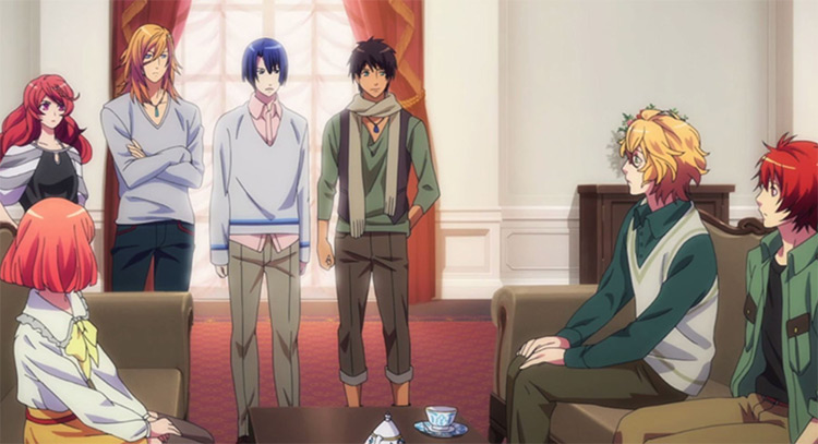 Uta no Prince-sama: Maji Love 1000% Idol Anime