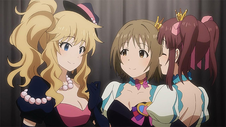 The iDOLM@STER Cinderella Girls Idol Anime