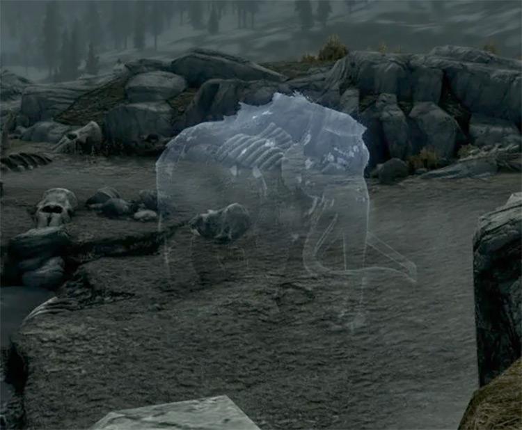 Screenshot: Kyne's Sacred Trials Skyrim Quest