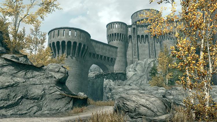 The Dawnguard Questline Skyrim Quest