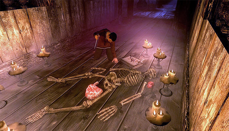 Innocence Lost Skyrim Quest screenshot