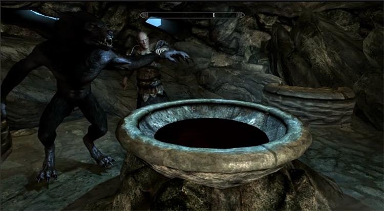The Silver Hand Skyrim screenshot