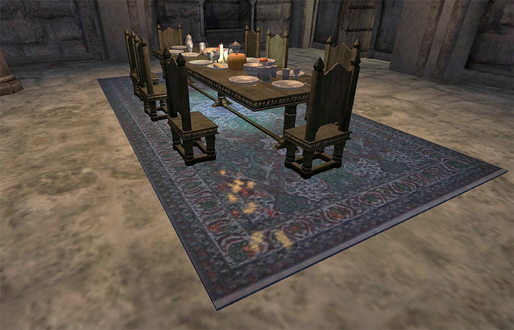 Canvas the Castle Elder Scrolls Oblivion Quest
