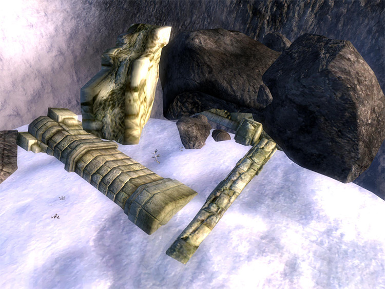 The Forgotten Chests of Pale Pass Elder Scrolls Oblivion Quest