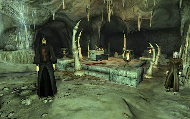 The Gravefinder's Repose Elder Scrolls Oblivion Quest