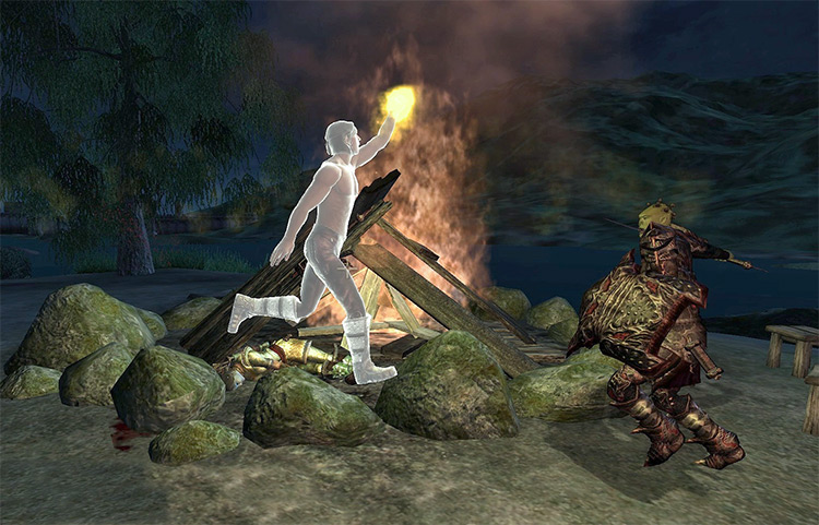10. Mazoga the Orc Elder Scrolls Oblivion Quest