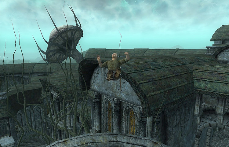 Final Resting Elder Scrolls Oblivion Quest
