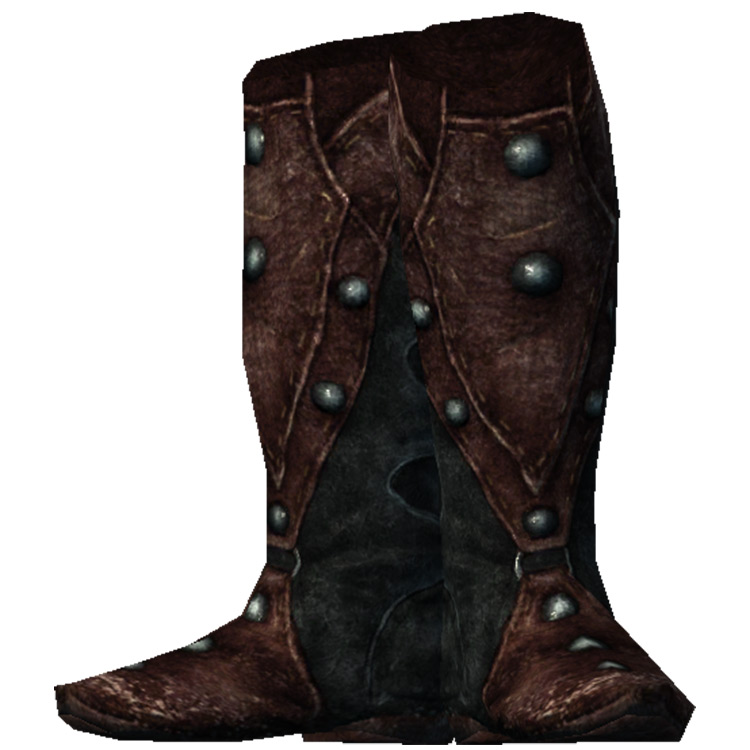 Shrouded Boots (Ancient) Skyrim Archer