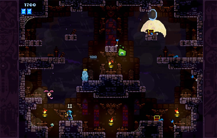 Towerfall: Ascension Screenshot on PS4