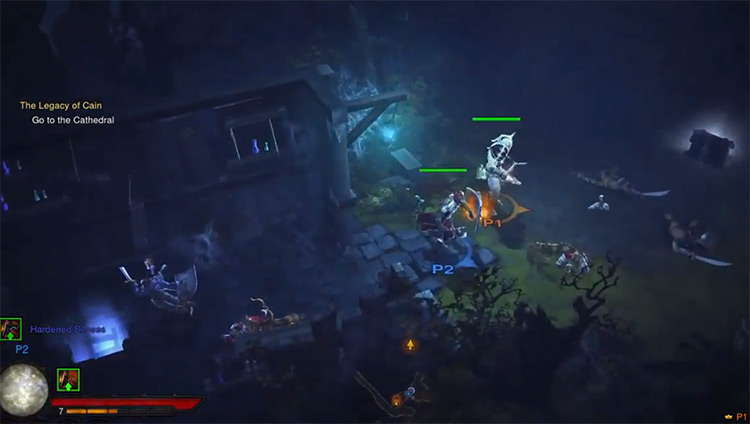Diablo III PS4 Screenshot
