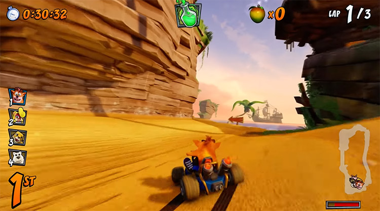 Crash Team Racing Nitro-Fueled PS4 Screenshot