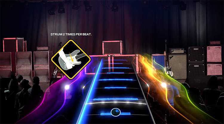 Rock Band 4 Local PS4 Screenshot