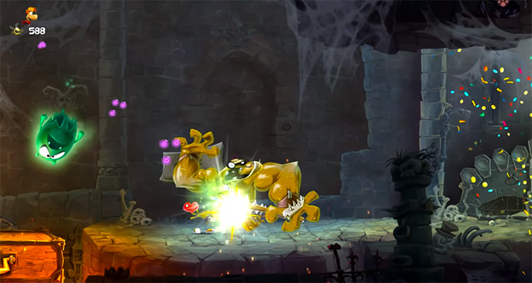 Rayman Legends Screenshot PS4