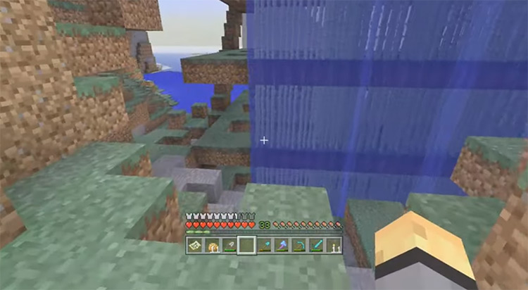 Minecraft Screenshot PS4 Gameplay