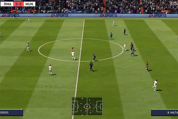 FIFA 20 Screenshot PS4 Multiplayer