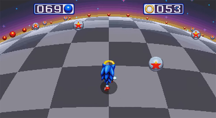 Sonic Mania Local Multiplayer