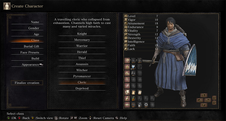10 New Classes in DS3
