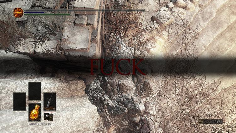 Vulgar Death Message Replacement DS3
