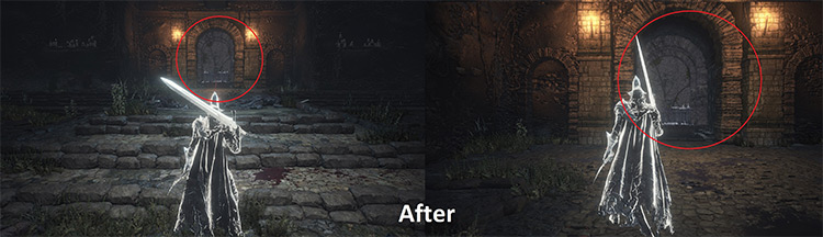 Draw Distance Increased in DS3