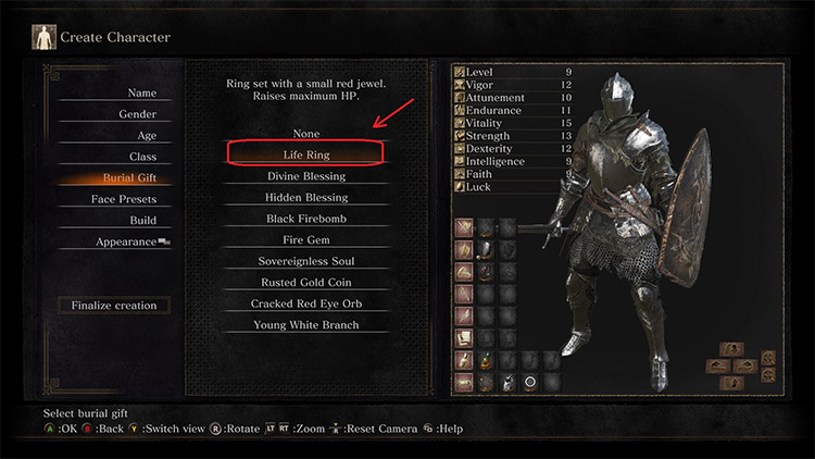 Comfort Mod for DS3
