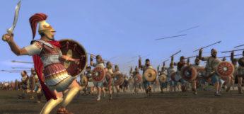 Europa Barbarorum M2TW battle scene