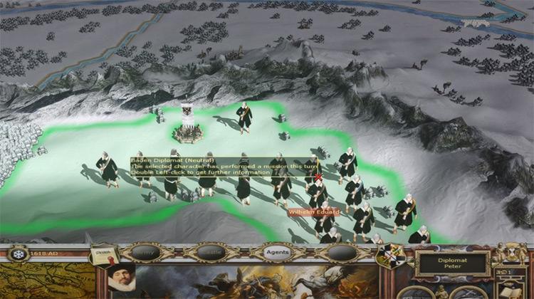 1648 War - M2TW modded