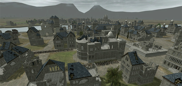 The Third Age: Total War Mod